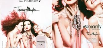 Thierry Mugler Womanity woda perfumowana