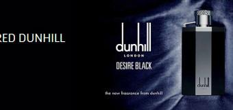 Dunhill Desire Black woda toaletowa
