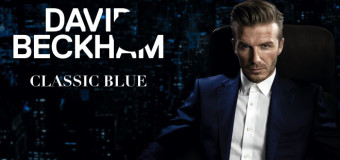 David Beckham Classic Blue woda toaletowa