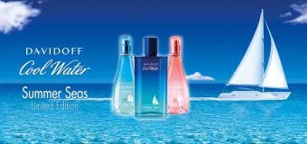 Davidoff Cool Water Man Summer Seas woda toaletowa