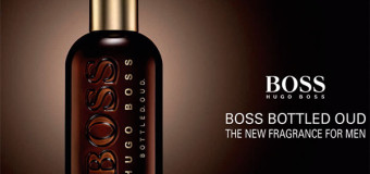 Hugo Boss Boss Bottled Oud woda perfumowana