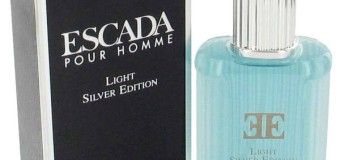 Escada Pour Homme Silver Light woda toaletowa