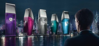 Mercedes Benz VIP Club Energetic Aromatic & Infinite Spicy & Pure Woody & Black Leather & Addictive Oriental  wody toaletowe