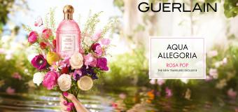 Guerlain Aqua Allegoria Rosa Pop woda toaletowa