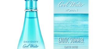 Davidoff Cool Water Woman Exotic Summer (2016)