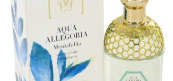 Guerlain Aqua Allegoria Mentafollia woda toaletowa