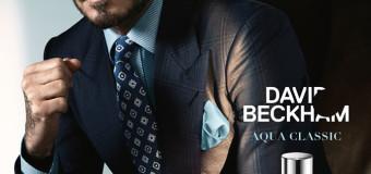 David Beckham Aqua Classic woda toaletowa