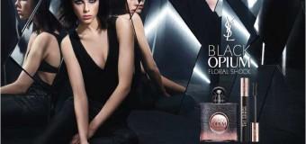 Yves Saint Laurent Black Opium Floral Shock woda perfumowana