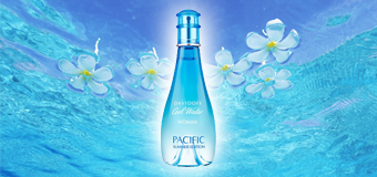 Davidoff Cool Water Pacific Summer Edition for Women Edt