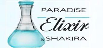 SHAKIRA PARADISE ELIXIR EDT