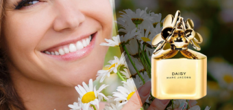 Marc Jacobs Daisy Shine Gold