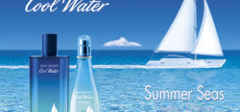 Davidoff Cool Water Woman Summer Seas woda toaletowa