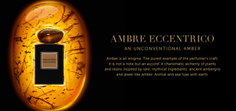 Giorgio Armani Prive Ambre Eccentrico woda perfumowana