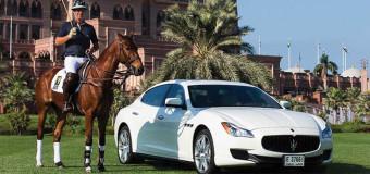 La Martina Maserati Centennial Polo Tour  woda toaletowa