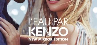Kenzo L Eau par Mirror Edition pour Homme & Kenzo L Eau par Mirror Edition pour Femme