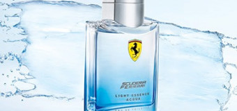 Ferrari Scuderia Light Essence  woda toaletowa