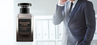 Abercrombie & Fitch Authentic Night Homme